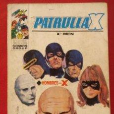 Cómics: PATRULLA X VÉRTICE TACO N. 1 - PRIMERA EDICIÓN 1969. Lote 204216000