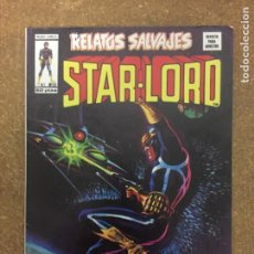 Cómics: RELATOS SALVAJES VOL. 1 - Nº 50. STAR-LORD (VÉRTICE). Lote 204265532