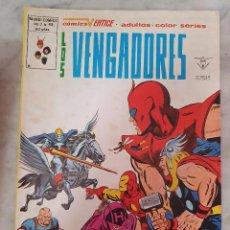 Comics : LOS VENGADORES 49 VOL 2. Lote 204346633