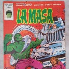 Comics: LA MASA 42 VOL. 3. Lote 204348083