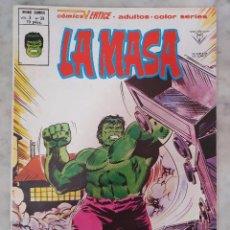 Comics : LA MASA 39 VOL. 3. Lote 204349108