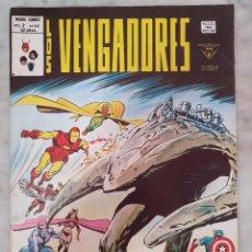 Comics : LOS VENGADORES 44 VOL. 2. Lote 204350161