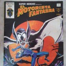 Comics : EL MOTORISTA FANTASMA 129 VOL. 2. Lote 204357007