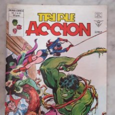 Comics : TRIPLE ACCION 21 VOL. 1. Lote 204357696