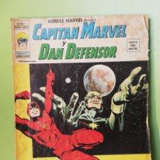 Cómics: HEROES MARVEL 9 VOLUMEN 2 COMICS VERTICE 1975. Lote 204419473