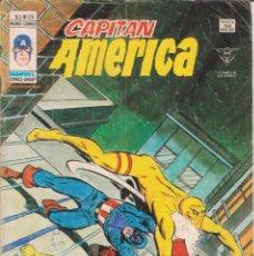 Cómics: CÓMIC ` CAPITÁN AMÉRICA ´ Nº 28 V.3 ED.VÉRTICE 1979 DE 40 PTS.. Lote 204428766