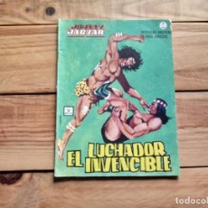 Cómics: JOHNNY JAGUAR Nº 1-EL LUCHADOR INVENCIBLE. Lote 204437320