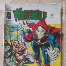 Comics : WEREWOLF VOL 2 N 8 VÉRTICE. Lote 204456780