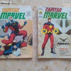 Comics : CAPITAN MARVEL VOL 2 NS 1 Y 2 VÉRTICE. Lote 204458282