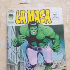 Comics : LA MASA VOL 2 N 6 VÉRTICE MUY BUEN ESTADO. Lote 204458826