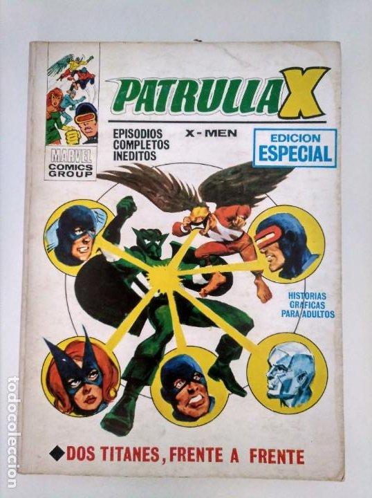 PATRULLA X 13. VERTICE. DOS TITANES FRENTE A FRENTE (Tebeos y Comics - Vértice - Patrulla X)