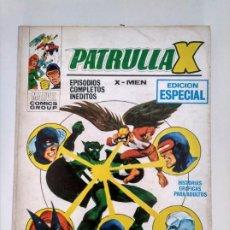 Cómics: PATRULLA X 13. VERTICE. DOS TITANES FRENTE A FRENTE XC. Lote 204469403