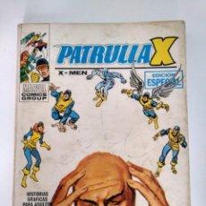 Cómics: PATRULLA X 7. VERTICE. EL ENEMIGO AL ACECHO. XC. Lote 204470212