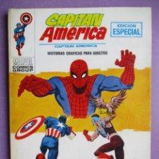 Cómics: CAPITAN AMERICA Nº 18 VERTICE ¡¡¡ BUEN ESTADO !!!. Lote 204474966