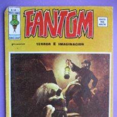 Cómics: FANTOM Nº 16 VERTICE VOLUMEN 2 ¡¡¡ BUEN ESTADO Y DIFICIL !!!. Lote 204475913