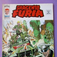 Cómics: SARGENTO FURIA Nº 19 VERTICE VOLUMEN 2 ¡¡¡ BUEN ESTADO !!!. Lote 204477212