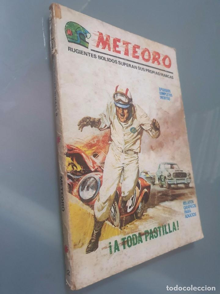 METEORO 2 (Tebeos y Comics - Vértice - V.1)