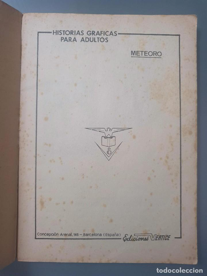 Cómics: METEORO 2 - Foto 3 - 204486153