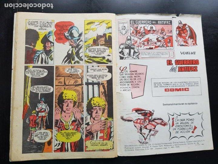 Cómics: LOTE 2 TEBEOS / CÓMIC ORIGINALES EL HOMBRE ENMASCARADO THE PHANTOM VÉRTICE VALENCIANA - Foto 5 - 204506611