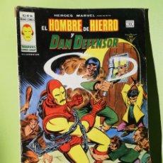 Cómics: HEROES MARVEL 45 VOLUMEN 2 COMICS VERTICE 1978. Lote 204527891