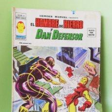 Cómics: HEROES MARVEL 27 VOLUMEN 2 COMICS VERTICE 1977. Lote 204532582
