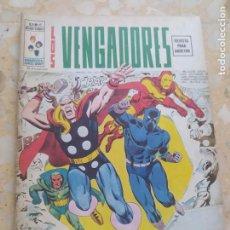 Cómics: LOS VENGADORES VOL 2 N 6 VÉRTICE MUY BUEN ESTADO/BUEN ESTADO. Lote 204534723