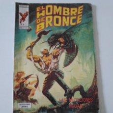 Cómics: EL HOMBRE DE BRONCE NÚMERO 9 CÓMICS ART 1976 EDICIONES VÉRTICE. Lote 204545785