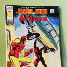 Cómics: HEROES MARVEL 40 VOLUMEN 2 COMICS VERTICE 1975. Lote 204546671