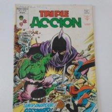 Cómics: TRIPLE ACCIÓN NÚMERO 23 V-1 MUNDI-COMICS 1979 EDICIONES VÉRTICE. Lote 204550897