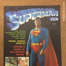 Cómics: SUPERMAN. FILM (VÉRTICE, 1979). Lote 204551563