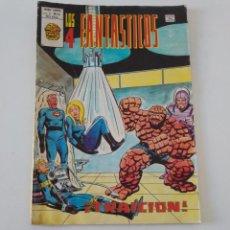 Cómics: LOS 4 FANTÁSTICOS NÚMERO 23 V-3 MUNDI-COMICS 1978 EDICIONES VÉRTICE. Lote 204593775