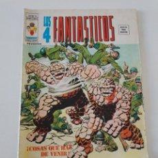 Cómics: LOS 4 FANTÁSTICOS NÚMERO 16 V-2 MUNDI-COMICS 1975 EDICIONES VÉRTICE. Lote 204594392