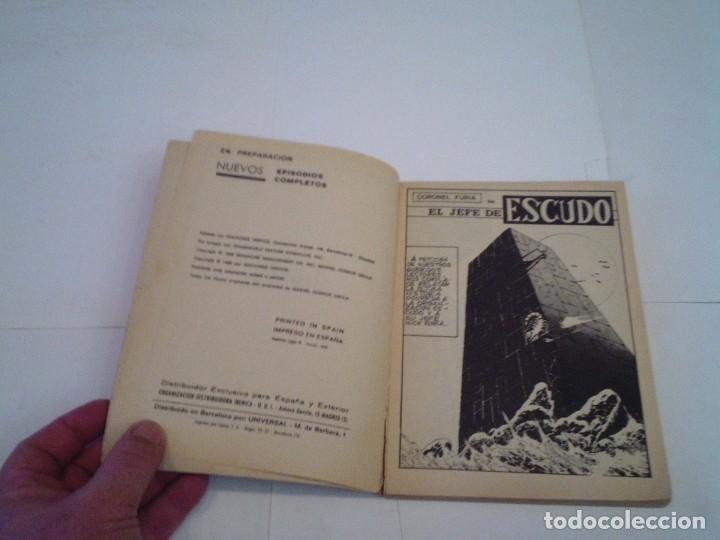 Cómics: CORONEL FURIA - VERTICE - VOLUMEN 1 - COLECCION COMPLETA - 17 NUMEROS - BUEN ESTADO - GORBAUD - Foto 8 - 204594837