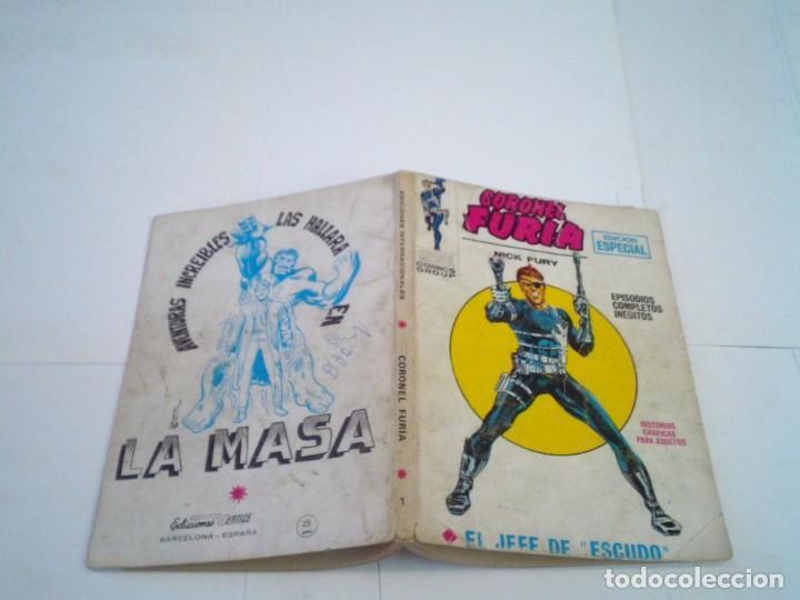 Cómics: CORONEL FURIA - VERTICE - VOLUMEN 1 - COLECCION COMPLETA - 17 NUMEROS - BUEN ESTADO - GORBAUD - Foto 10 - 204594837