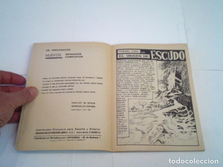 Cómics: CORONEL FURIA - VERTICE - VOLUMEN 1 - COLECCION COMPLETA - 17 NUMEROS - BUEN ESTADO - GORBAUD - Foto 13 - 204594837
