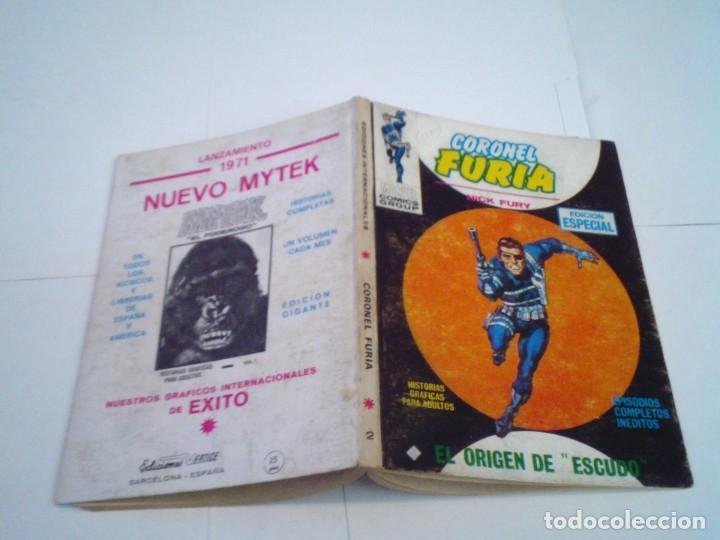Cómics: CORONEL FURIA - VERTICE - VOLUMEN 1 - COLECCION COMPLETA - 17 NUMEROS - BUEN ESTADO - GORBAUD - Foto 15 - 204594837