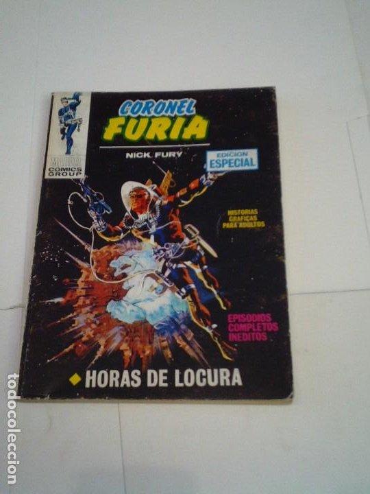 Cómics: CORONEL FURIA - VERTICE - VOLUMEN 1 - COLECCION COMPLETA - 17 NUMEROS - BUEN ESTADO - GORBAUD - Foto 16 - 204594837