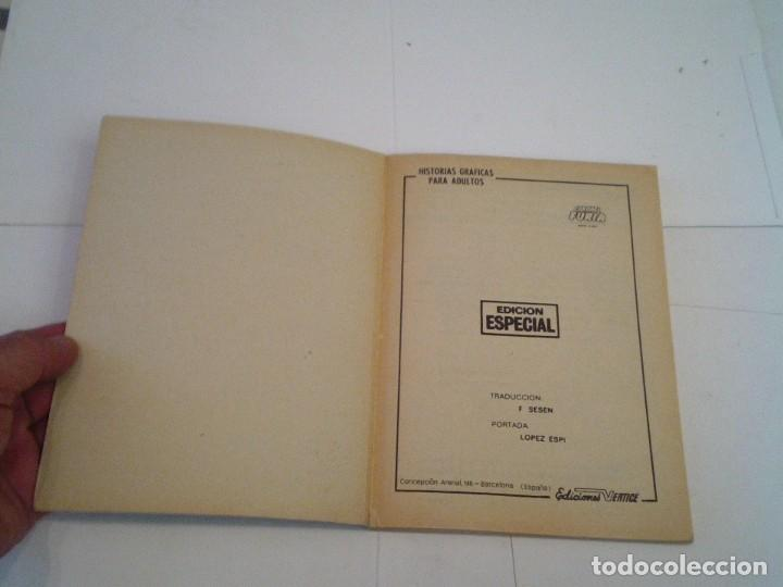 Cómics: CORONEL FURIA - VERTICE - VOLUMEN 1 - COLECCION COMPLETA - 17 NUMEROS - BUEN ESTADO - GORBAUD - Foto 17 - 204594837