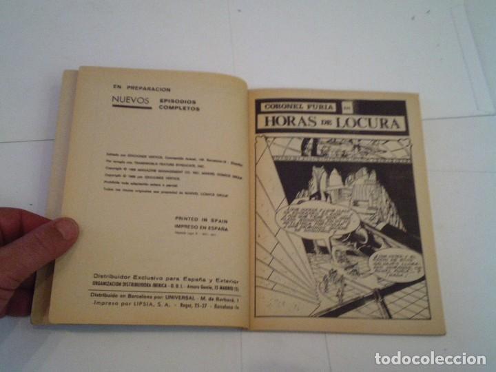 Cómics: CORONEL FURIA - VERTICE - VOLUMEN 1 - COLECCION COMPLETA - 17 NUMEROS - BUEN ESTADO - GORBAUD - Foto 18 - 204594837
