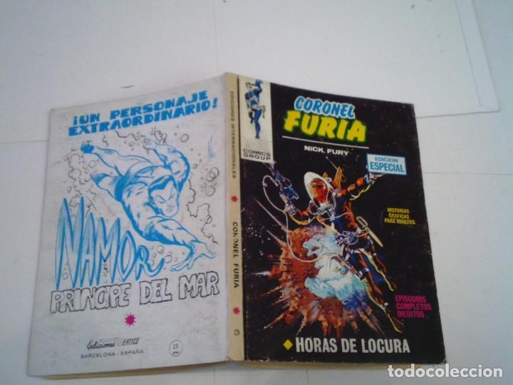 Cómics: CORONEL FURIA - VERTICE - VOLUMEN 1 - COLECCION COMPLETA - 17 NUMEROS - BUEN ESTADO - GORBAUD - Foto 20 - 204594837
