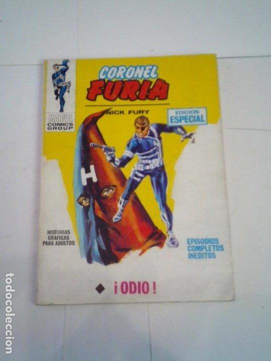 Cómics: CORONEL FURIA - VERTICE - VOLUMEN 1 - COLECCION COMPLETA - 17 NUMEROS - BUEN ESTADO - GORBAUD - Foto 21 - 204594837