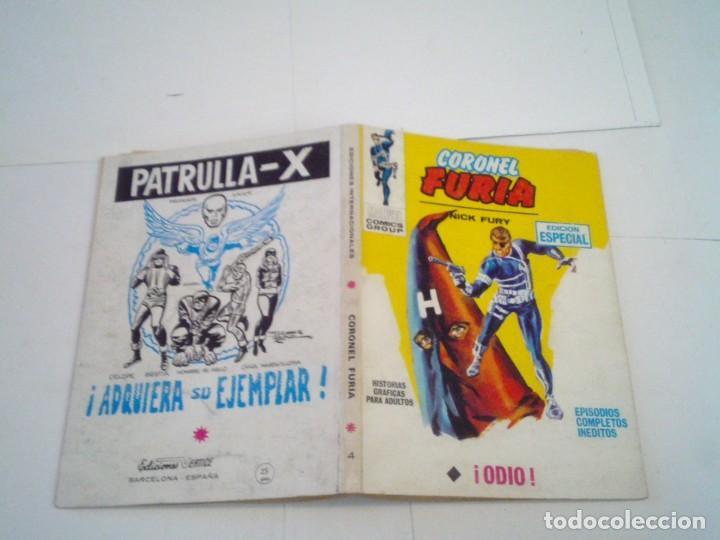Cómics: CORONEL FURIA - VERTICE - VOLUMEN 1 - COLECCION COMPLETA - 17 NUMEROS - BUEN ESTADO - GORBAUD - Foto 25 - 204594837