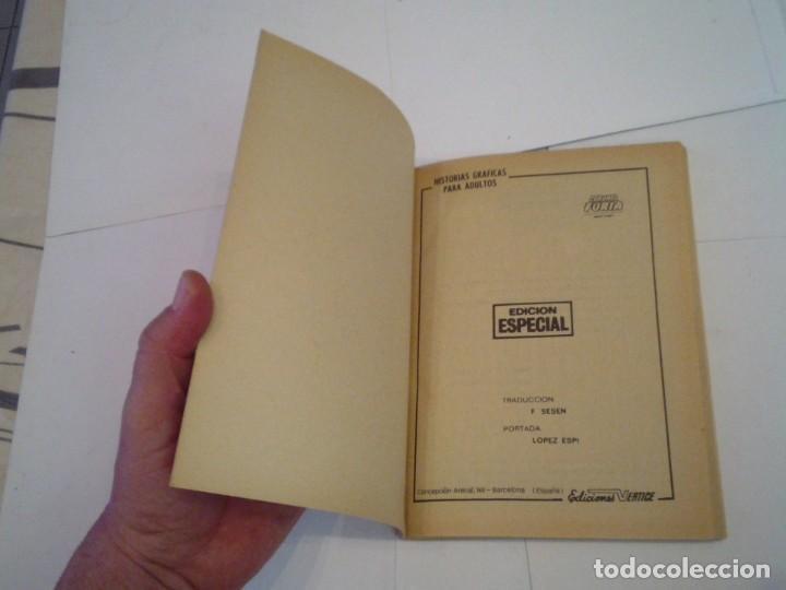 Cómics: CORONEL FURIA - VERTICE - VOLUMEN 1 - COLECCION COMPLETA - 17 NUMEROS - BUEN ESTADO - GORBAUD - Foto 27 - 204594837