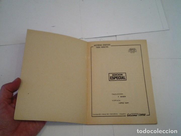 Cómics: CORONEL FURIA - VERTICE - VOLUMEN 1 - COLECCION COMPLETA - 17 NUMEROS - BUEN ESTADO - GORBAUD - Foto 33 - 204594837