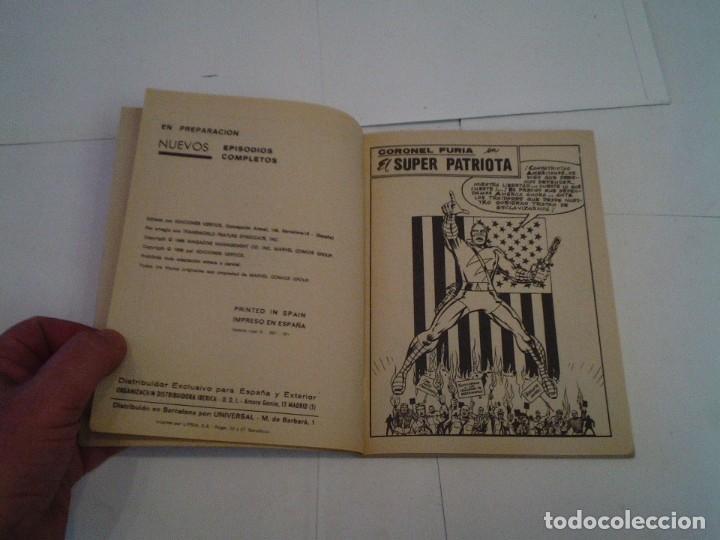 Cómics: CORONEL FURIA - VERTICE - VOLUMEN 1 - COLECCION COMPLETA - 17 NUMEROS - BUEN ESTADO - GORBAUD - Foto 34 - 204594837