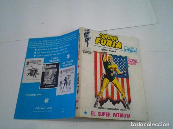 Cómics: CORONEL FURIA - VERTICE - VOLUMEN 1 - COLECCION COMPLETA - 17 NUMEROS - BUEN ESTADO - GORBAUD - Foto 36 - 204594837