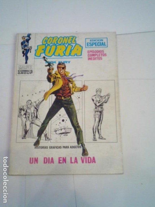 Cómics: CORONEL FURIA - VERTICE - VOLUMEN 1 - COLECCION COMPLETA - 17 NUMEROS - BUEN ESTADO - GORBAUD - Foto 37 - 204594837