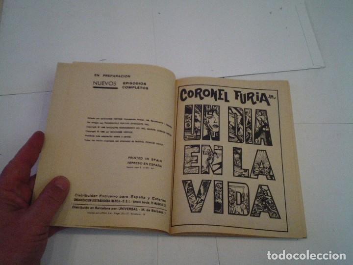 Cómics: CORONEL FURIA - VERTICE - VOLUMEN 1 - COLECCION COMPLETA - 17 NUMEROS - BUEN ESTADO - GORBAUD - Foto 39 - 204594837