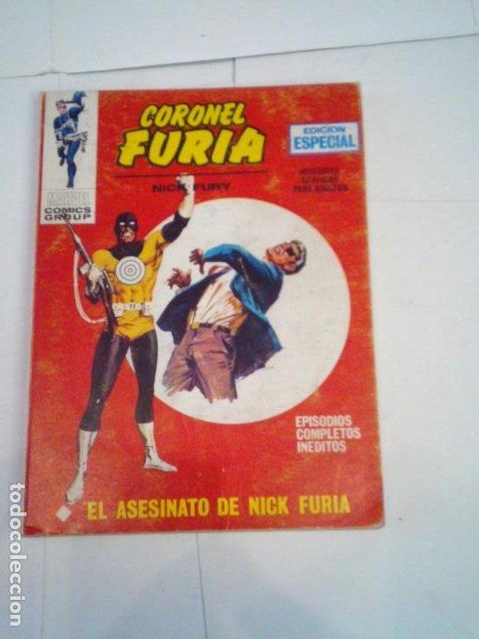 Cómics: CORONEL FURIA - VERTICE - VOLUMEN 1 - COLECCION COMPLETA - 17 NUMEROS - BUEN ESTADO - GORBAUD - Foto 42 - 204594837