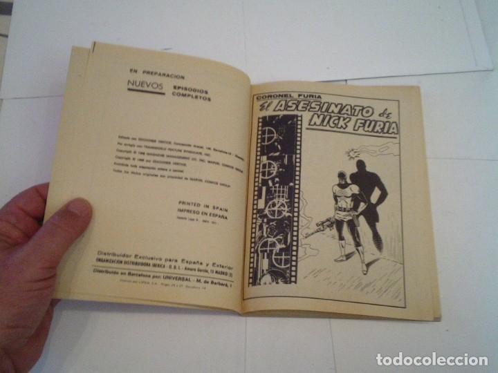 Cómics: CORONEL FURIA - VERTICE - VOLUMEN 1 - COLECCION COMPLETA - 17 NUMEROS - BUEN ESTADO - GORBAUD - Foto 44 - 204594837